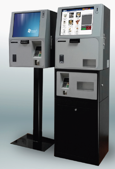Máquinas de cobro automático, expendedoras de tickets