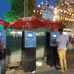Sistemas T-Cobro – Parking Feria del Corpus 2018 en Granada